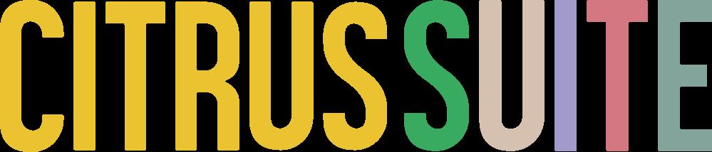 The Citrus Suite logo