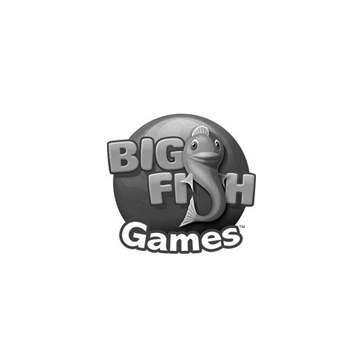 The Big Fish Games logo