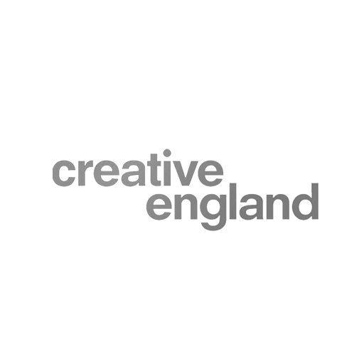 The Creative England logo