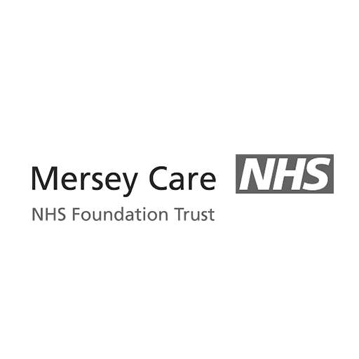 The Mersey Care NHS logo