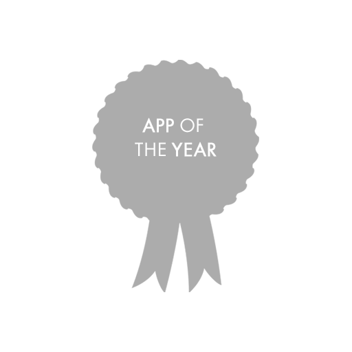 The App Of The Year award