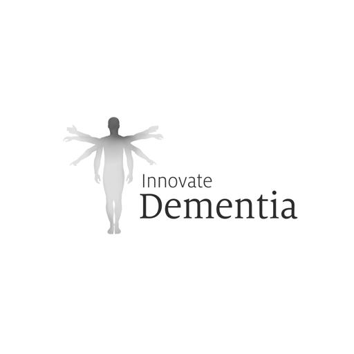 The Innovate Dementia logo