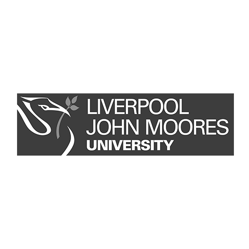 The Liverpool John Moores University logo