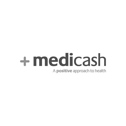 The Medicash logo