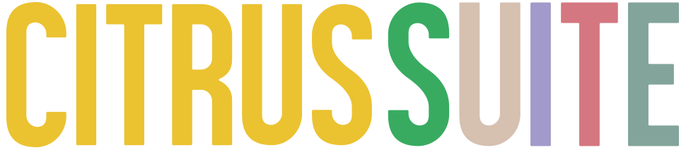 The Citrus Suite logo